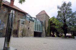 [Château d'Arenthon, fondation pour l'art contemporain Claudine et Jean-Marc Salomon]