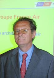 [Olivier Dolbeau, PDG de France Air]