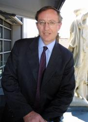 [Bertrand Meheut, directeur d'Aventis CropScience]