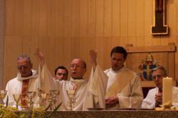 [Célébration du jubilé de Saint Jean-Marie Vianney, curé d'Ars]