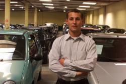 [RSVP Enchères : salle de vente aux enchères publiques de véhicules automobiles d'occasion, à Caluire]