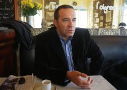 [Eric Pelet, secrétaire départemental du RPR du Rhône]