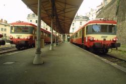 [Lignes de Trains Express Régionaux de l'Ouest lyonnais]