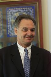 [Pierre Guérin, président de la société Imagine]