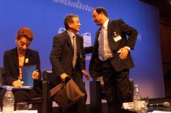 [Journées parlementaires socialistes (25-26 septembre 2000) : discours d'ouverture de François Hollande]