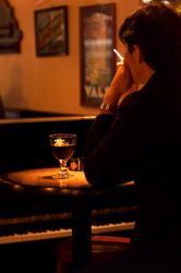 [Jazz à Lyon : bar Le Baryton]