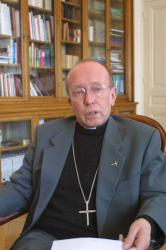 [Monseigneur Louis-Marie Billé, archevêque de Lyon]