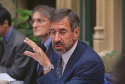 [Michel Blandin, directeur régional Rhône-Alpes de la Caisse des dépôts et consignations]
