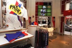 [Boutique officielle de l'Olympique Lyonnais (OL)]