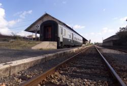 [Chemin de fer de l'Est lyonnais : la gare de Villeurbanne]