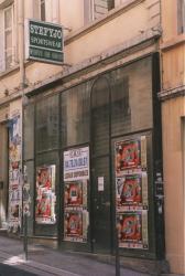 [Grossiste textile de la rue des Capucins, à Lyon]