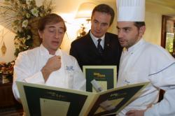[Restaurant Léon de Lyon : Jean-Paul Lacombe, chef cuisinier lyonnais]