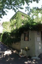 """[Maison historique de Caluire dite """"Maison du docteur Dugoujon""""]"""