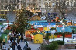 [Marché de Noël, place Carnot]