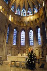[Messe de Noël en la Primatiale Saint-Jean, 25 décembre 2000]