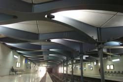 [Transport en commun lyonnais : la station de métro Debourg (Ligne D)]