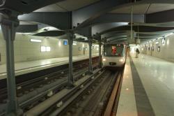 [Prolongement de la ligne B du métro à Gerland]