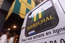 [Epicerie Maréchal : magasin de la Presqu'île de Lyon]