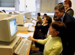[Collège Bellecombe de Lyon : formation aux Technologies de l'information et de la communication]