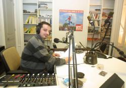 [Didier Carmin, présentateur du décrochage local de la radio RTL]