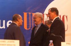 [Conférence internationale de l'ONU sur les changements climatiques]