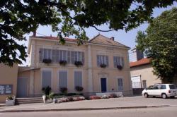 [Commune de Simandres (Rhône) : la mairie]