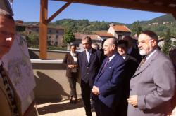 [Inauguration du nouveau bourg de Saint-Romain-au-Mont-d'Or]