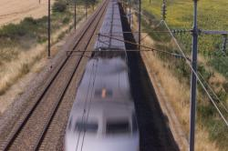 [Ligne TGV dans la région lyonnaise]