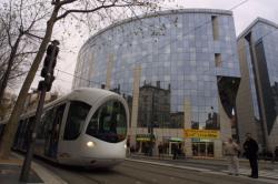 [Transports en commun lyonnais : test sur la ligne T1 du tramway avant mise en service]
