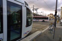 [Transports en commun lyonnais : test de fonctionnement sur la ligne T2 du tramway]