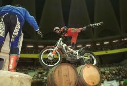 [4e édition du Trial indoor de Lyon, 2000]