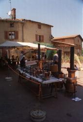 [Oingt (Rhône) : Fête de la vigne et du vin, 2000]