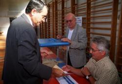 [Referendum pour le quinquennat : vote de Jean-Jack Queyranne Barre]