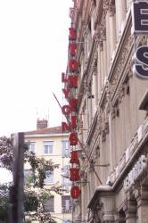 """[Bureaux de """"Lyon Figaro"""", rue de la Charité, à Lyon]"""