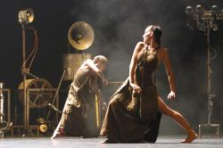 Batsheva, compagnie de danse