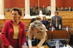 [Conseil général du Rhône : séance du 20 avril 2001]