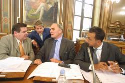 [Conseil municipal de Lyon : séance du 14 septembre 2001]