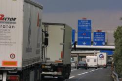[Contournement autoroutier Ouest de Lyon : l'échangeur de Ternay (jonction avec l'A47)]