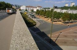 [Parking provisoire de Vaise (Gorge-de-Loup)]