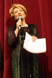 [Inauguration du Théâtre Tête-d'Or : Jacqueline Boeuf, directrice]