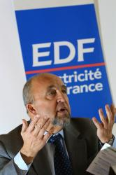 [Jean Fluchère, délégué régional d'EDF]