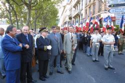 [Cérémonies pour la commémoration de la Libération de Lyon]