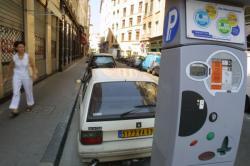 [Les stationnements payants à Lyon]