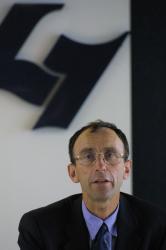 [Domitien Debouzie, nouveau président de l'Université Claude-Bernard Lyon 1]