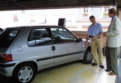 [Lyon Parc Auto : location de voitures électriques au parking Cordeliers]