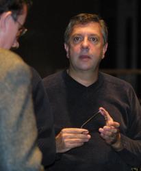 [Opéra national de Lyon : Jean-Claude Berutti, metteur en scène]