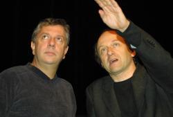 [Opéra national de Lyon : Jean-Claude Berutti et Ivan Fischer]