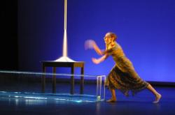 """[Maison de la Danse de Lyon : """"Spirituals warriors"""", cinq solos chorégraphiés par Carolyn Carlson]"""