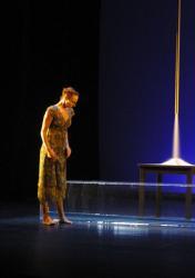 [Maison de la Danse de Lyon : Spirituals warriors, cinq solos chorégraphiés par Carolyn Carlson]