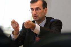 [François Villeroy de Galhau, directeur général des Impôts]